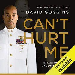 Can't Hurt Me Audiobook