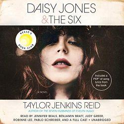 Daisy Jones & The Six Audiobook