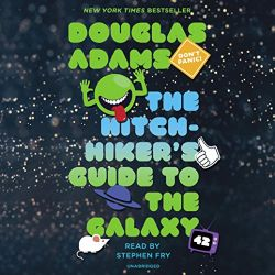 The Hitchhiker's Guide to the Galaxy Audiobook
