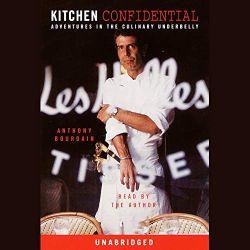 Kitchen Confidential Audiobook