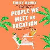 People We Meet on Vacation Audiobook