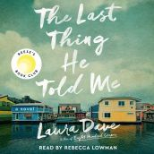 The Last Thing He Told Me Audiobook