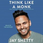 Think Like a Monk Audiobook